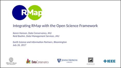 rmap presentation cover
